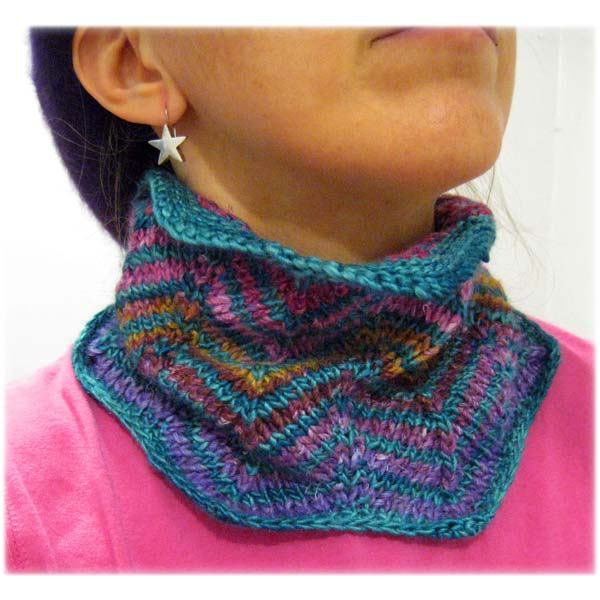 One-Day Neckwarmer by LynnH